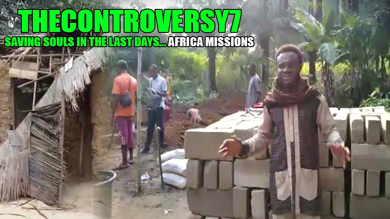 AFRICA MISSION UPDATES