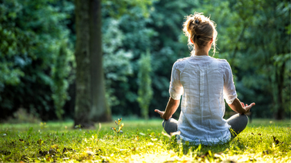 Yin Yoga to Access Your Energy Body
