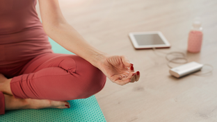 Yin Yoga for Clearing Space