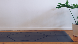 Yin Yoga Practise: Leaning Into Support