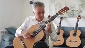 גיטרה אלפרדו גונזלס דגם M1