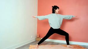 Hatha Yoga - Routine Express du Matin