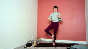 Yoga Doux - J'ai le courage de réaliser mes rêves