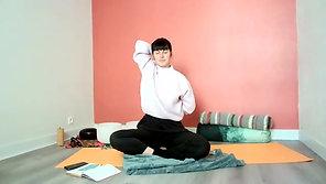 Yin Yoga - Détendre la nuque et les épaules