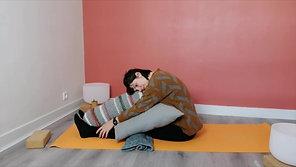 Yin Yoga - Séance pour le dos