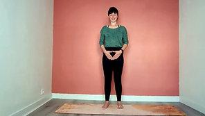 """Hatha Yoga Traditionnel - """"Je fais confiance à mon intuition"""""""