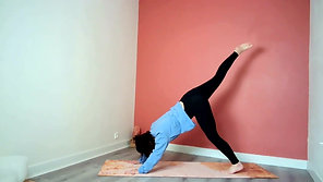 Hatha Flow (yoga dynamique) - Routine Express (20')