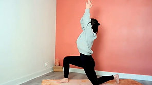 Tuto yoga : la salutation à la lune