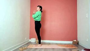 """Hatha Yoga Traditionnel - """"Je suis à l'écoute"""""""