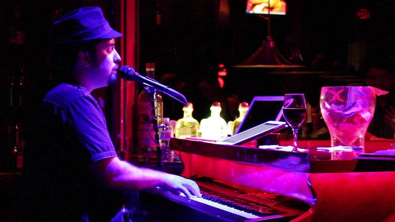Dave Lovett's Piano Reel