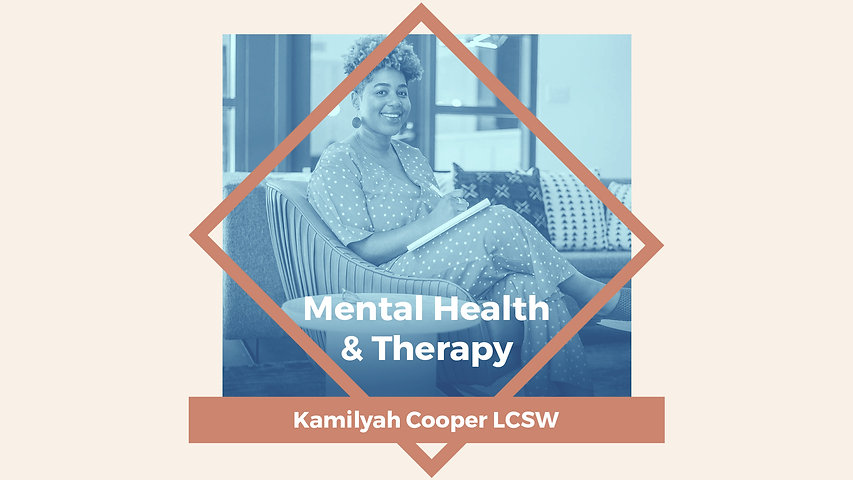 Mental Health & Therapy