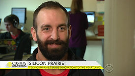 CBS This Morning l Silicon Prairie: Tech Companies Bring Innovation to the Heartland