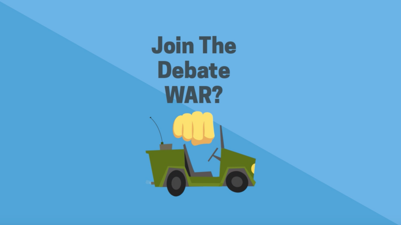 The Debate War