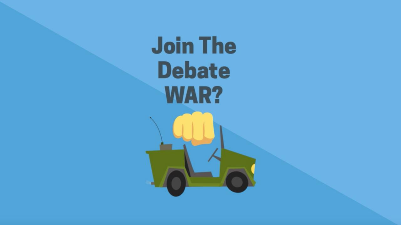 The Debate War