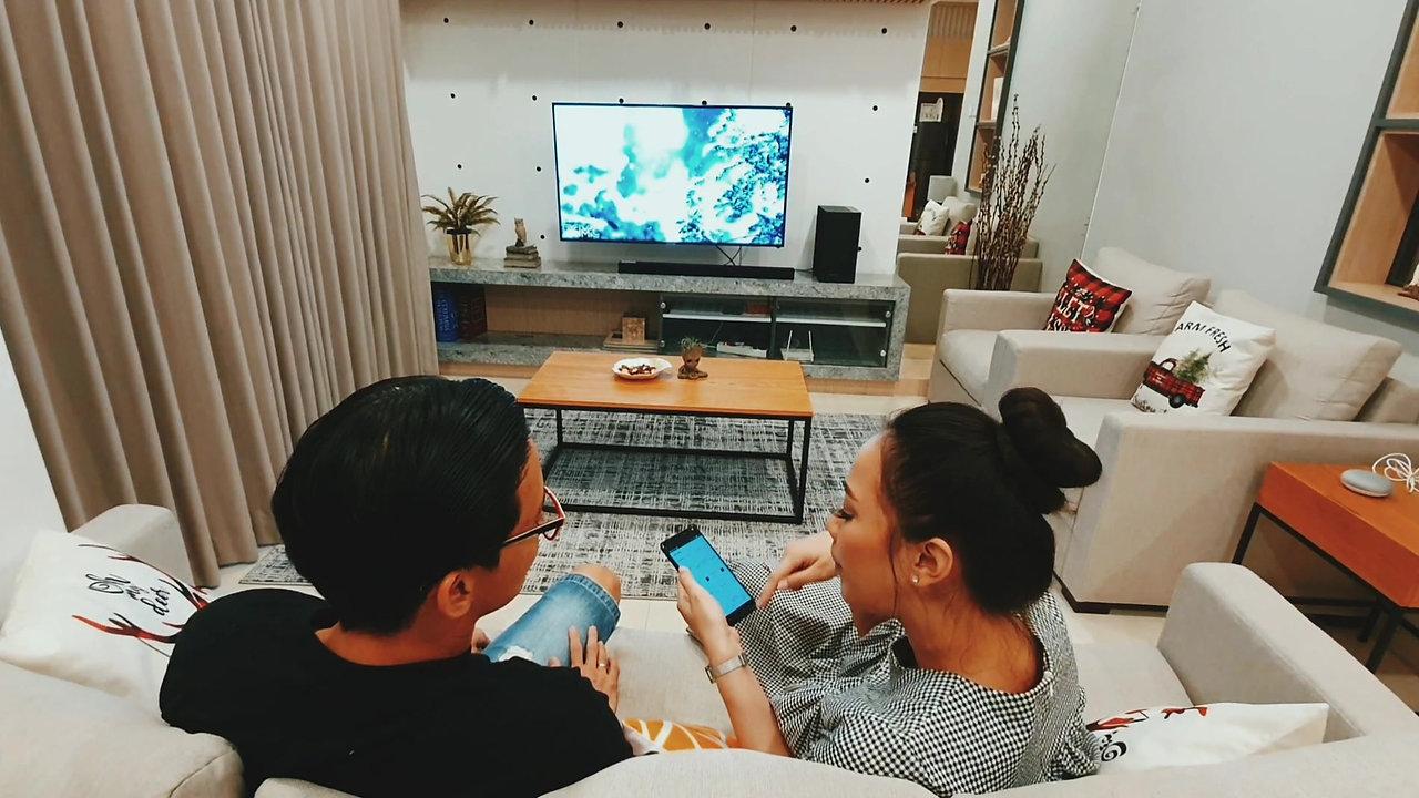 Sistem Smart Home Jonpowel di Rumah Yuanita Christiani