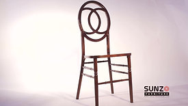 Wood Phoenix Chair