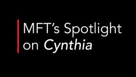 MFT's Spotlight: Cynthia