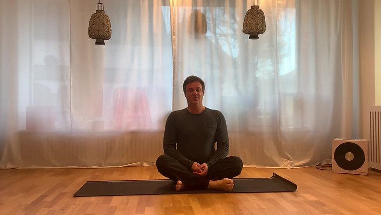 Jacob's 20 Minute Yoga Warmup
