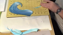 'The Ocean Chose Me' Background Process