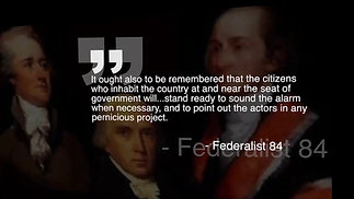 Madisonian Federalism