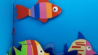 corso online libro interattivo Il pesce Minù