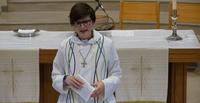Worship on Holy Trinity Sunday - May 30, 2021
