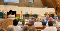 Worship on Sunday, July 4th - 6th Sunday after Pentecost