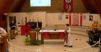 Worship on Sunday, May 23 - Pentecost!