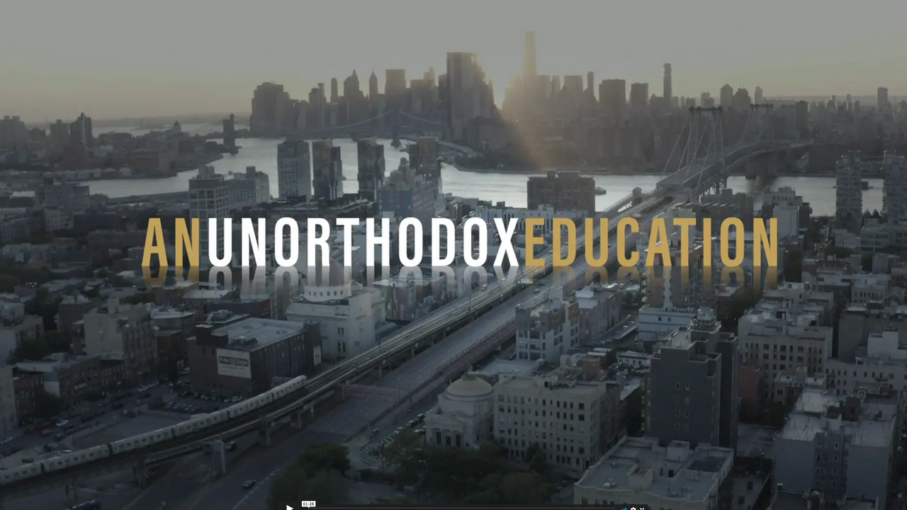 An Unorthodox Education - Trailer