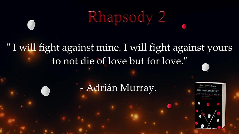 Official Trailer THE PRINCESS OF ICE AND THE FALLEN ANGEN: RHAPSODY 2 & 3