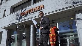 Banque Raiffeisen - Sponsor HC Sierre