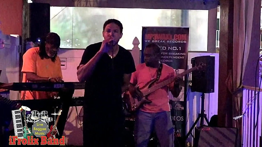The ifrolix band at goa lounge and more