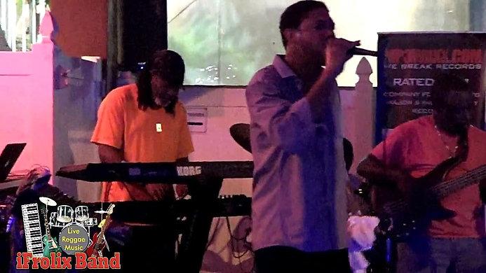 The ifrolix band at GOA Lounge Plantation, Florida
