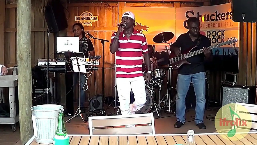 The ifrolix band at shuckers in north miami
