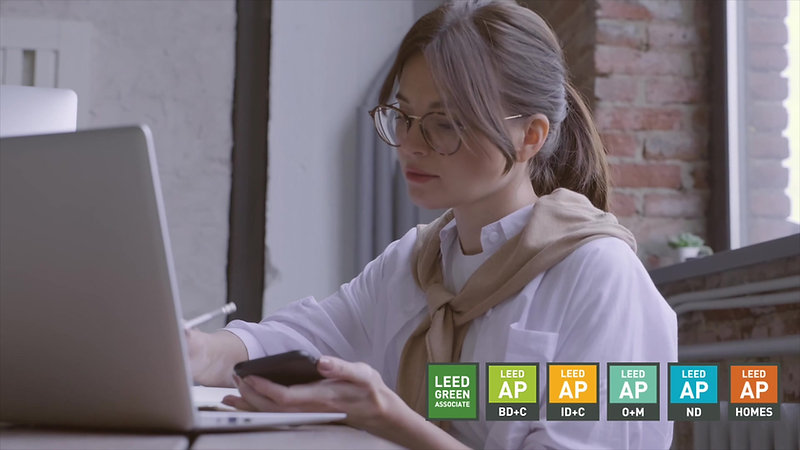 LEED Online v4-v4.1 Teknik Eğitim Programı