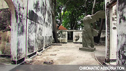 Statue Glitch 3D Integration Breakdown