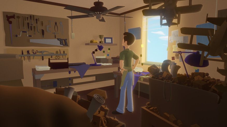 Box Boy Animation