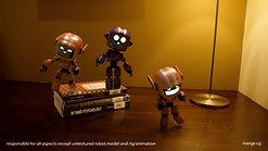 Robot CG Breakdown