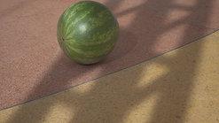 Watermelon CG Integration