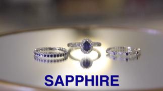 Sapphire - September's Birthstone