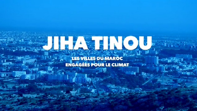"""Morocco National  """"Jiha Tinou"""" Programme for Sustainable Energy Management at city-levels."""