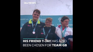 James Reed-Griffiths ITV Clip
