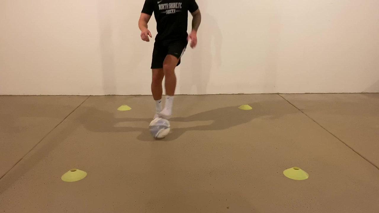 14 Ball Mastery Drills