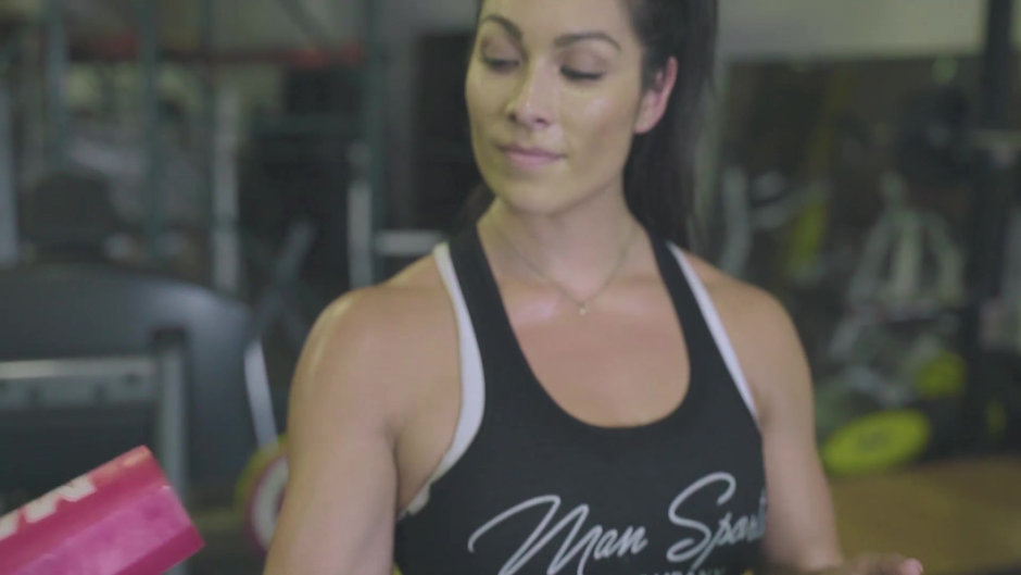 Bree'Anna Lucero's Booty Workout