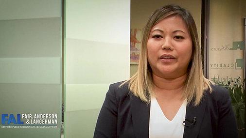 Lindsay Balasta - Senior Staff Accountant
