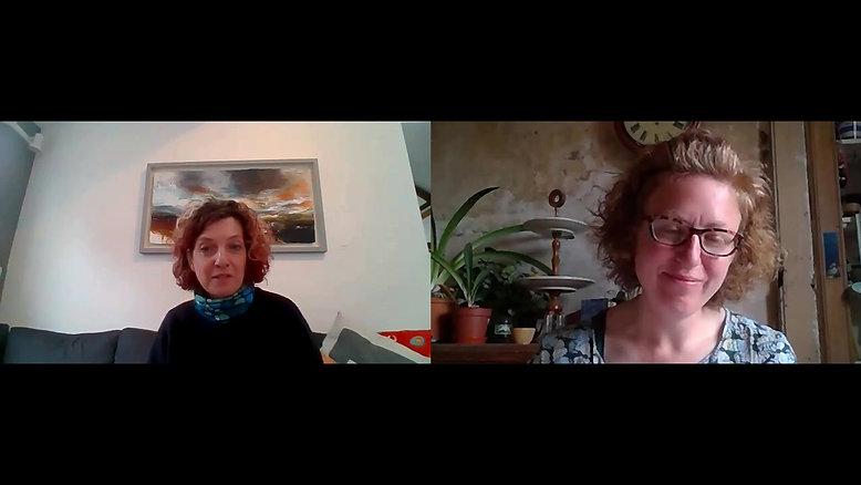 Debbie Loane talk with Kittie Jones