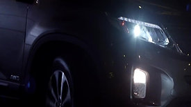 Kia Sorento launch TVC