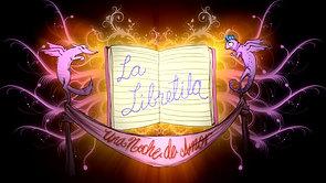 LA LIBRETITA /// Cintillo