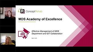 Effective Management of MDS Department & IDT Collaboration
