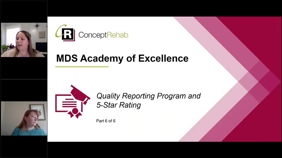 MDS Academy Course Recordings